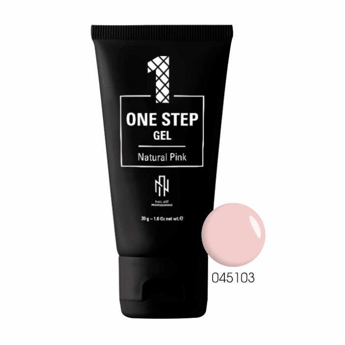 ONE STEP GEL - NATURAL PINK